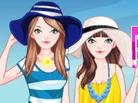 Beach Babe Twins