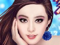美妝模特兒--范冰冰篇,Beauty Fan Bingbing