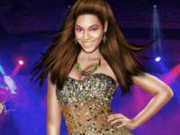 Benyonce Tour Dressup