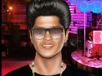 Bruno Mars Dressup