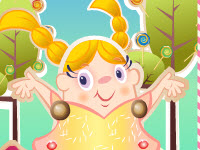 Candy Crush Dressup