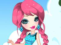 貝茲娃娃,Cute Bratz Doll Dressup