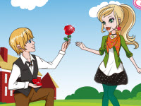 Dream Proposal Dressup