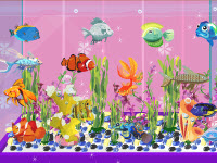 Fish Tank Decor