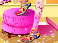 Funky Shoes Design