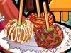 萬聖節甜點--巧克力蘋果,Halloween Treat - Caramel A pples