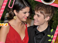 Justin Bieber And Selena Gomez Puzzle