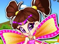 小妖精,Mini Winx Cutie Dressup