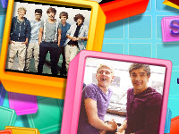 One Direction Trivia Scramble