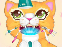 Precious Kitty Dentist
