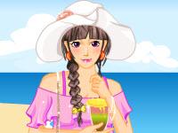 海灘假期,Summer Beach Vacation Dressup