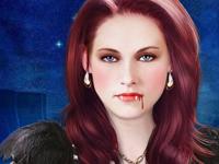 吸血女孩克莉絲汀,Vampire Girl Kristen