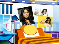Vanessa Hudgens Fan Room Decoration